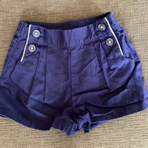 Janie and Jack Toddler Girls Shorts